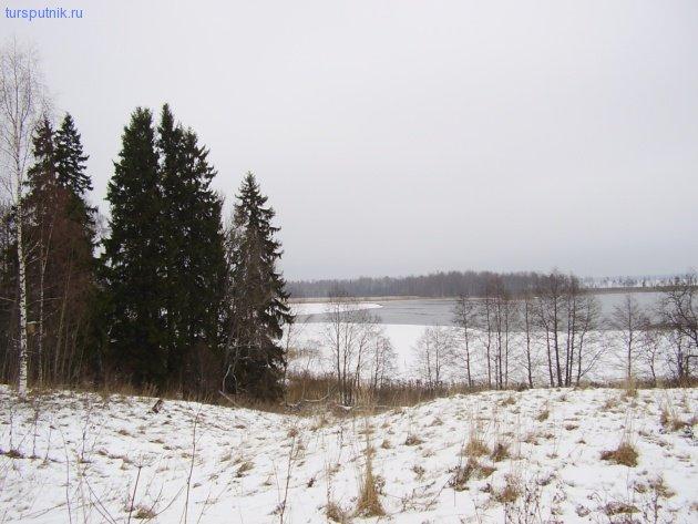 31.12.06 - Зимний пейзаж. Полгода был фоном для рабочего стола