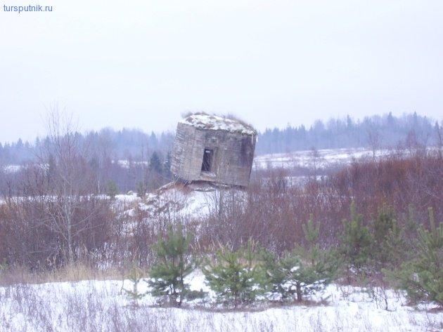 31.12.06 - Пулеметное гнездо