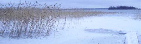 Тверская область, Озеро Сиг ( д. Куряево ) 29.12.2006 - 03.01.2007
