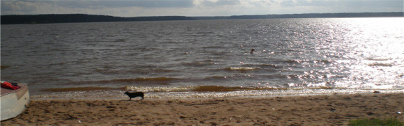 Тверская область, Озеро Волго - 22.08.2008